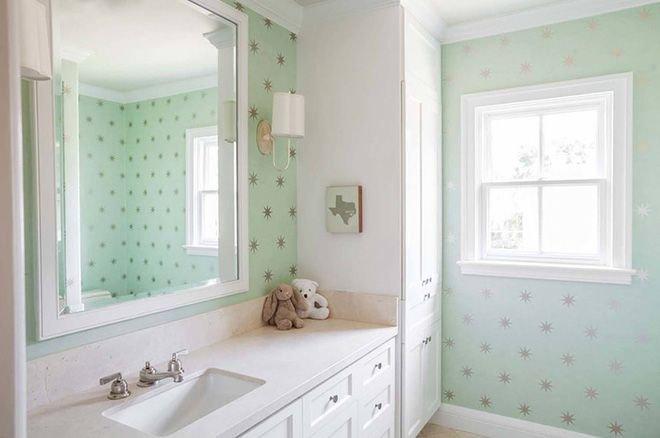 20180625161153 d511 Màu xanh bạc hà cho phòng tắm ngày hè thêm dịu mát