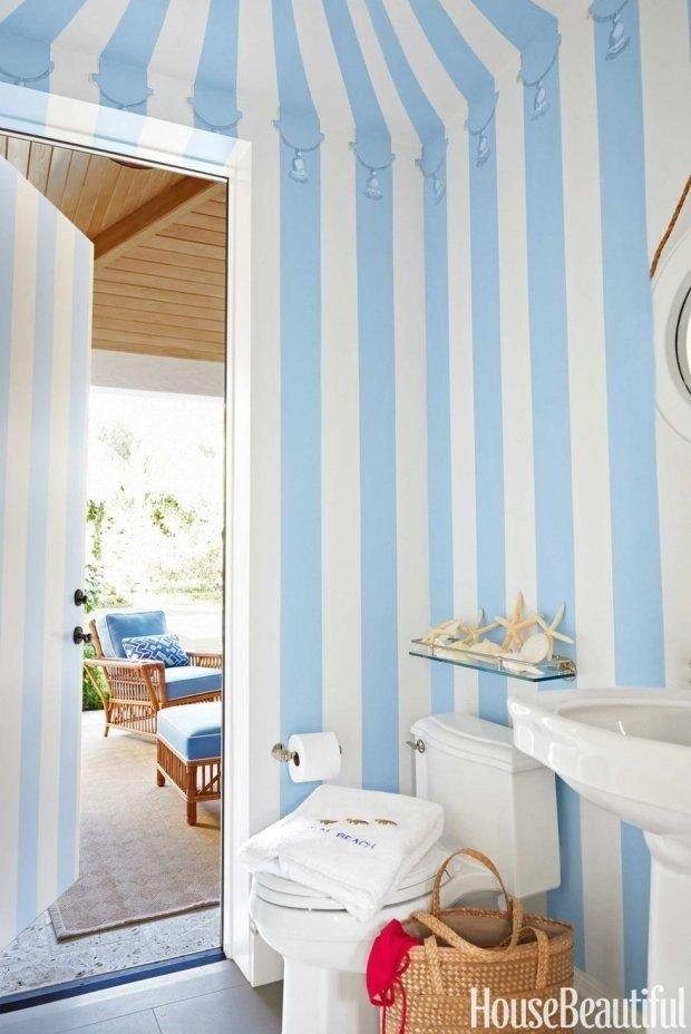 20180802115034 7cbb Ngắm những mẫu nhà tắm màu xanh đẹp hút hồn