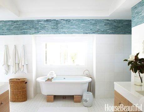 20180802115039 d08e Ngắm những mẫu nhà tắm màu xanh đẹp hút hồn