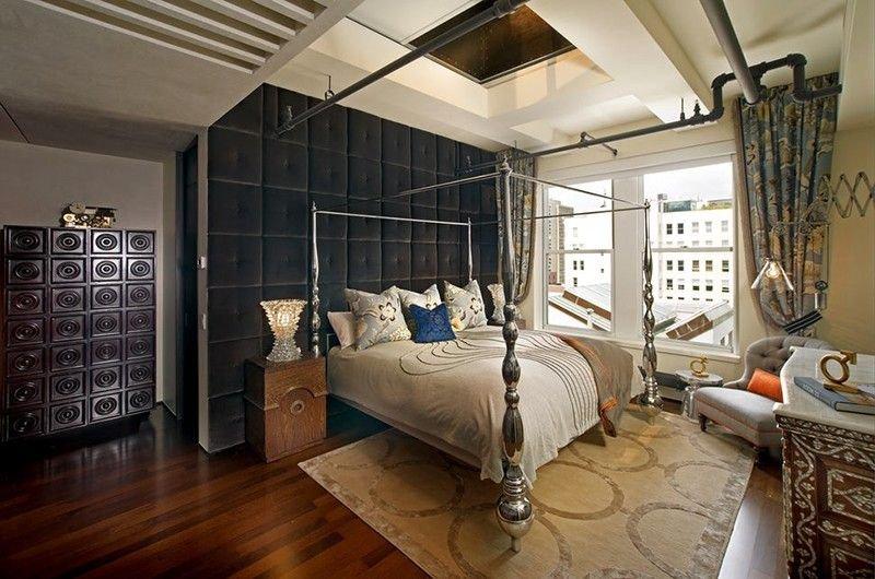 20180927083326 9b6c Mê mẩn trước vẻ đẹp thanh lịch của mẫu giường ngủ Canopy