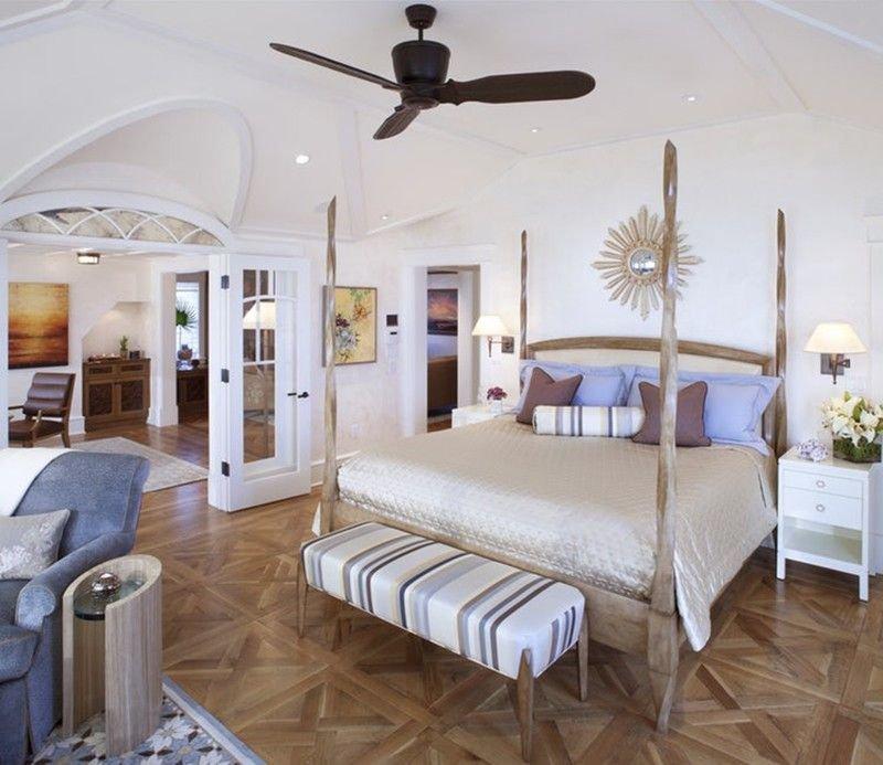 20180927083328 4556 Mê mẩn trước vẻ đẹp thanh lịch của mẫu giường ngủ Canopy