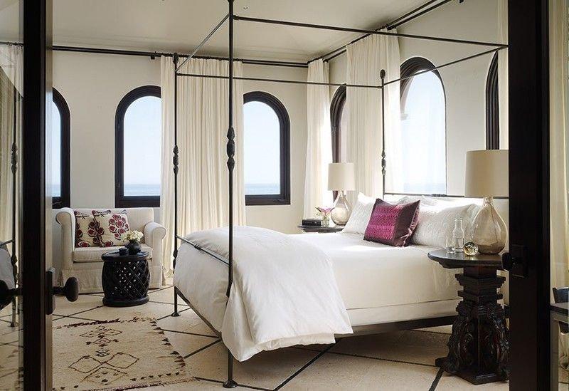 20180927083328 e390 Mê mẩn trước vẻ đẹp thanh lịch của mẫu giường ngủ Canopy