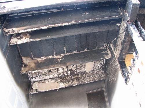 102945baoxaydung image002 Thử nghiệm quét laze để đánh giá khả năng chịu lửa của bê tông