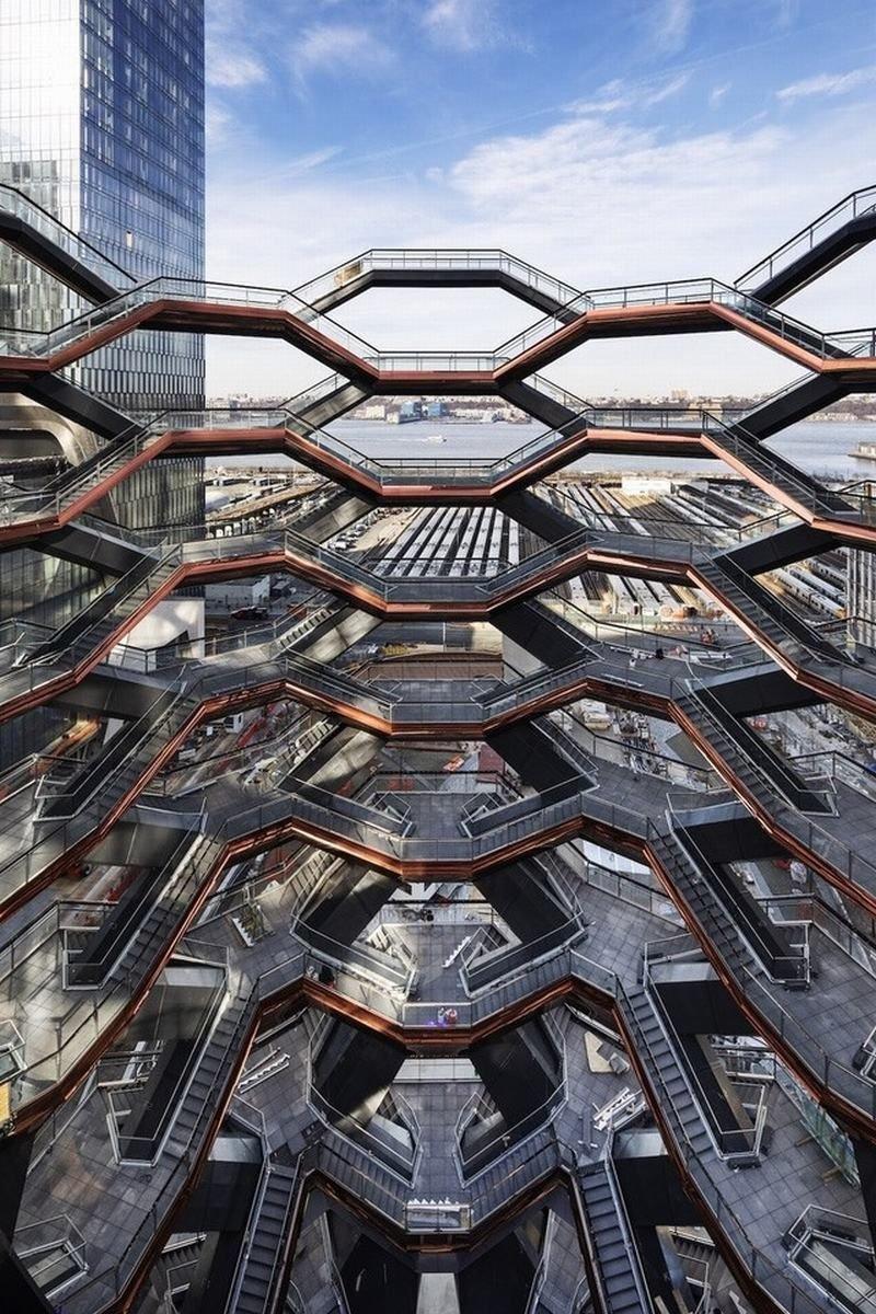 20190326161518 3a7a Kiến trúc độc lạ của Thánh địa sống ảo ở New York