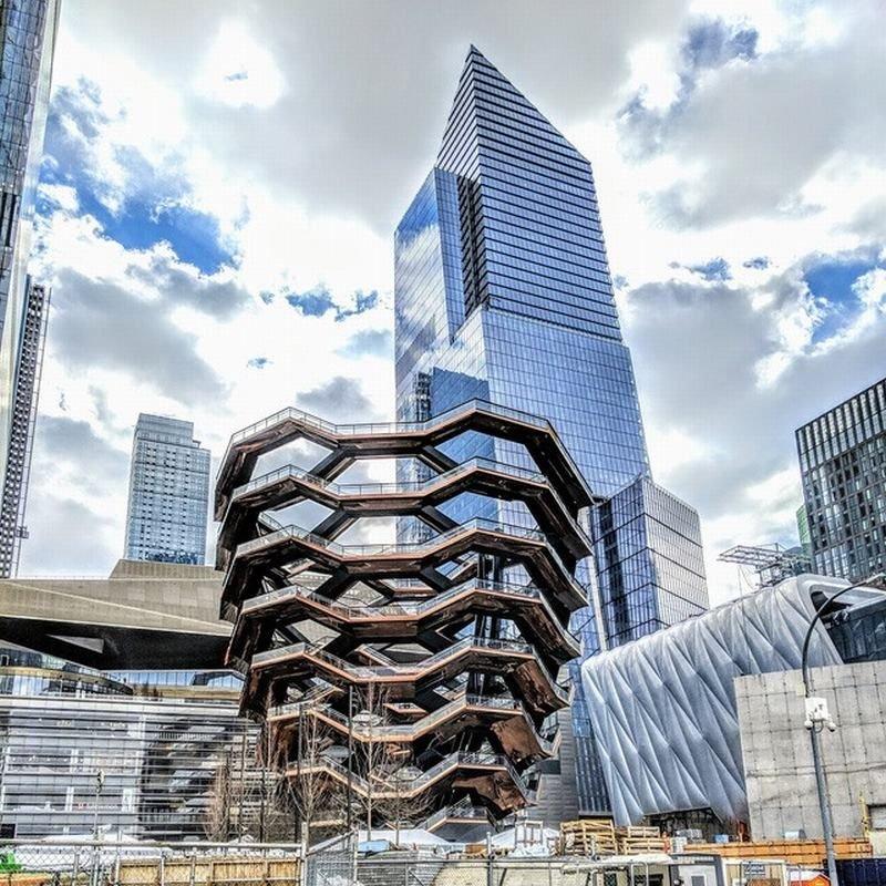 20190326161520 104a Kiến trúc độc lạ của Thánh địa sống ảo ở New York