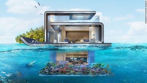 20160714081902485 Cận cảnh biệt thự trên mặt biển ở Dubai