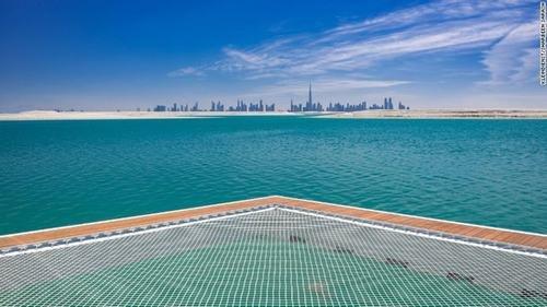 20160714081903749 Cận cảnh biệt thự trên mặt biển ở Dubai