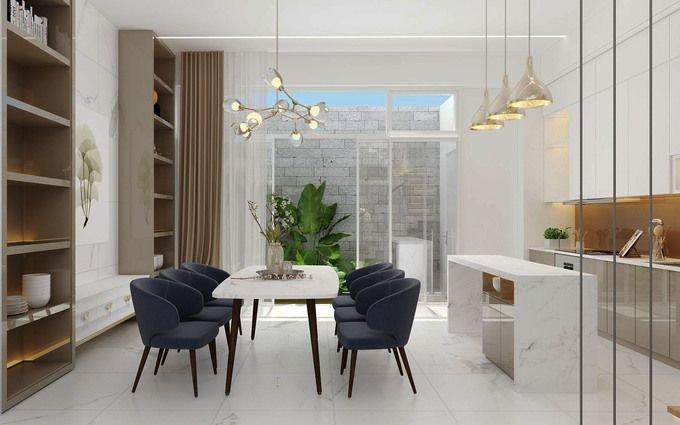 TANG 1 180619 Scene 5 1543302753 680x0 Tư vấn làm nhà 3 tầng hoàn thiện nội thất với 1,5 tỷ