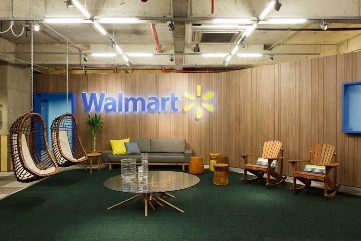file 114 Ngắm văn phòng rộng rãi của hãng Walmart tại Brazil