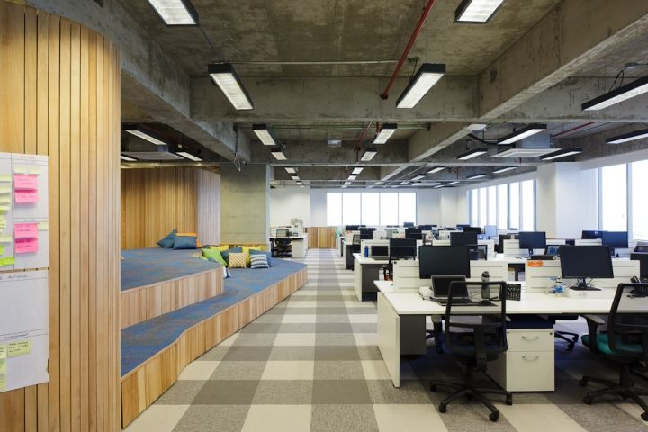 file 119 Ngắm văn phòng rộng rãi của hãng Walmart tại Brazil