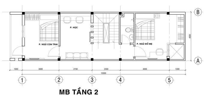 hai 2 1518161991 680x0 3 Tư vấn xây nhà ba tầng 850 triệu ở Sài Gòn