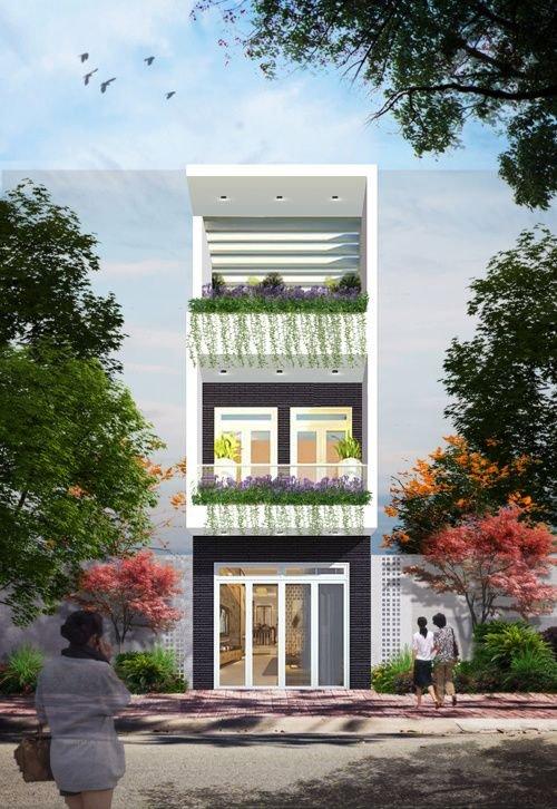 hai 5 1518161992 680x0 Tư vấn xây nhà ba tầng 850 triệu ở Sài Gòn